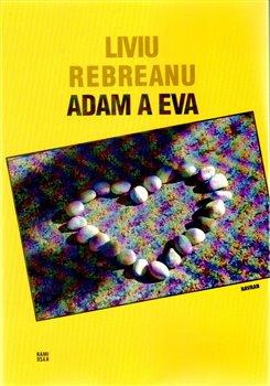 Obálka titulu Adam a Eva