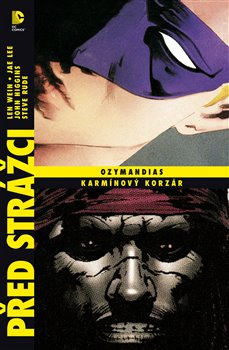 Obálka titulu Před Strážci: Ozymandias / Karmínový korzár