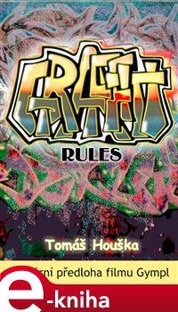 Obálka titulu Graffiti rules