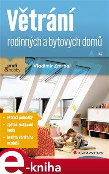 Obálka titulu Větrání rodinných a bytových domů
