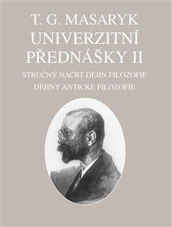 Obálka titulu Univerzitní přednášky II.