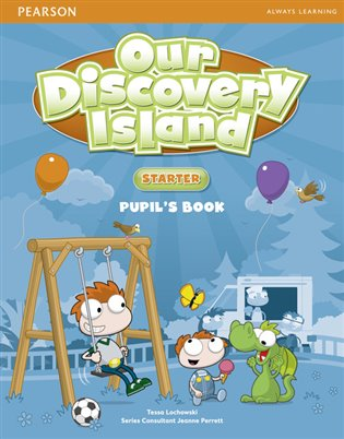 Our Discovery Island Starter Pupil´s bookwith Online Access