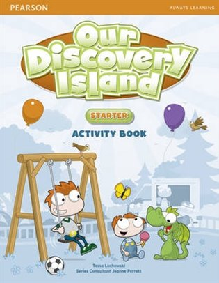 Our Discovery Island Starter Activity Book with CD-ROM