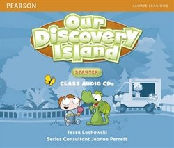 Obálka titulu Our Discovery Island Starter Audio CD