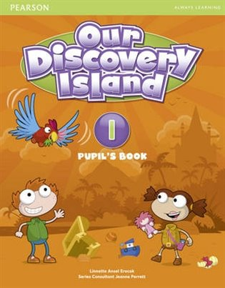 Our Discovery Island 1 Pupil´s Book with Online Access