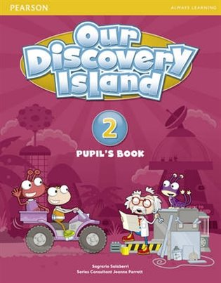 Our Discovery Island 2 Pupil´s Book with Online Access