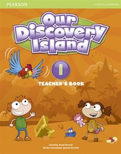 Our Discovery Island 1 Teachers Book with Online Access
