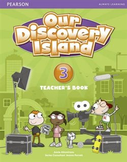 Our Discovery Island 3 Teachers Book with Online Access