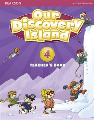 Our Discovery Island 4 Teachers Book with Online Access