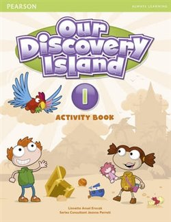 Obálka titulu Our Discovery Island 1 Activity Book with CD-ROM