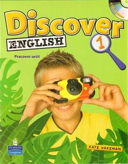 Obálka titulu Discover English 1 Workbook+ CD-ROM CZ Edition