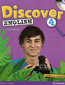 Obálka titulu Discover English 4 Workbook + CD-ROM CZ Edition