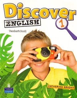 Obálka titulu Discover English 1 Teachers Book