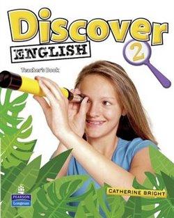 Obálka titulu Discover English 2 Teachers Book