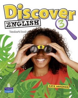 Obálka titulu Discover English 3 Teachers Book