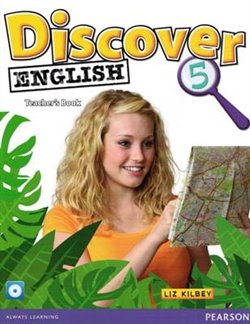 Obálka titulu Discover English 5 Teachers Book