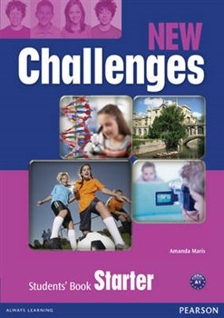 Obálka titulu New Challenges Starter Students' Book