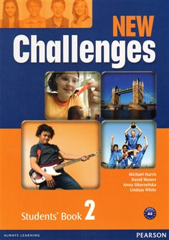 Obálka titulu New Challenges 2  Student´s Book