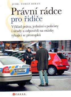 Obálka titulu Právní rádce pro řidiče