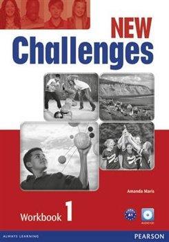 Obálka titulu New Challenges 1 Workbook + Audio CD