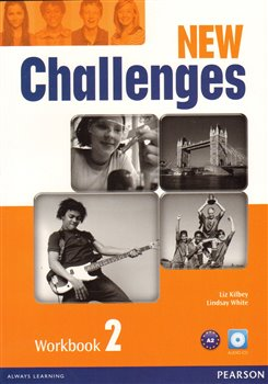 Obálka titulu New Challenges 2 Workbook & Audio CD Pack