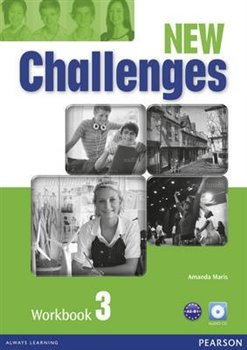 Obálka titulu New Challenges 3 Workbook & Audio CD Pack