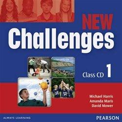 Obálka titulu New Challenges 1 Class CDs