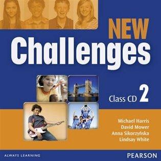 New Challenges 2 Class CDs