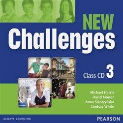 Obálka titulu New Challenges 3 Class CDs