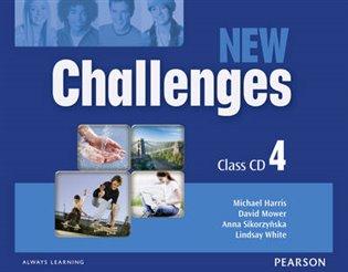 New Challenges 4 Class CDs