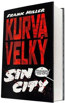 Obálka titulu Kurva velký Sin City