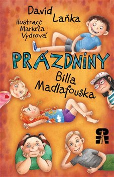 Obálka titulu Prázdniny Billa Madlafouska