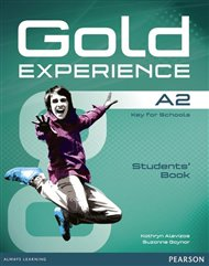 Gold Experience A2 Students Book with DVD-ROM