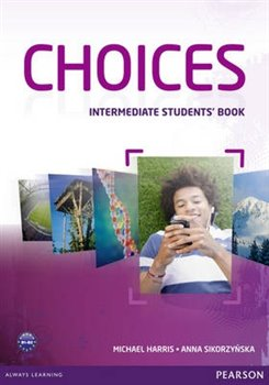 Obálka titulu Choices Intermediate Students' Book