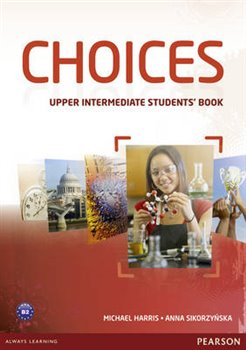 Obálka titulu Choices Upper Intermediate Students' Book