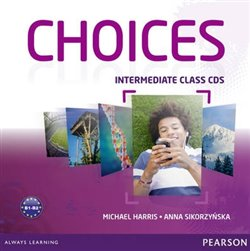 Obálka titulu Choices Intermediate Class CDs 1-6