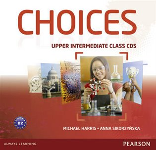 Choices Upper Intermediate Class CDs