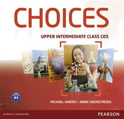 Obálka titulu Choices Upper Intermediate Class CDs