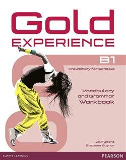 Obálka titulu Gold Experience B1 Workbook without Key