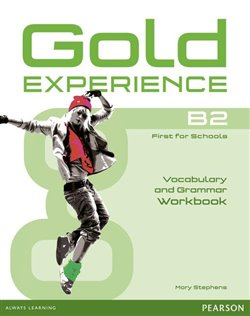 Obálka titulu Gold Experience B2 Workbook without Key