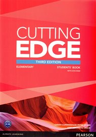 Cutting Edge 3rd Edition Elementary Students' Book and DVD Pack