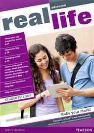 Real Life Global Advanced Students Book