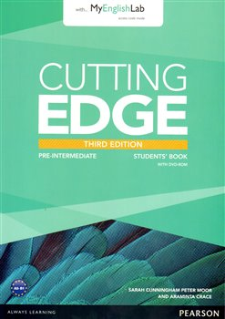 Cutting Edge 3rd Edition Pre-Intermediate  Students Book and MyLab Pack