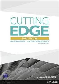 Cutting Edge 3rd Edition Pre-Intermediate Teachers Book and Teachers Resource Disk Pack