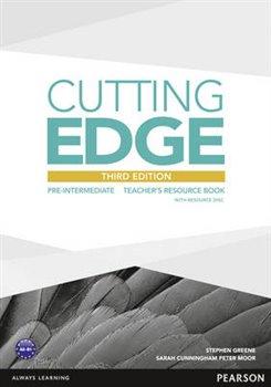 Obálka titulu Cutting Edge 3rd Edition Pre-Intermediate Teachers Book and Teachers Resource Disk Pack
