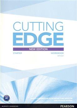 Obálka titulu Cutting Edge 3rd Edition Starter Workbook with Key