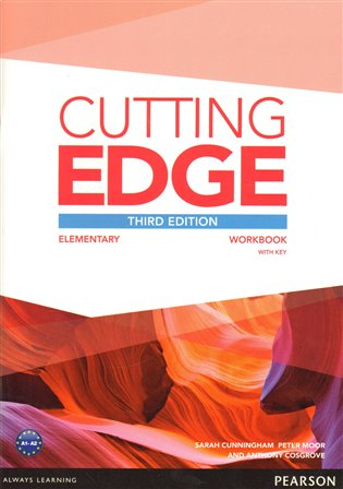 Cutting Edge 3rd Edition Elementary Workbook with Key for Pack
