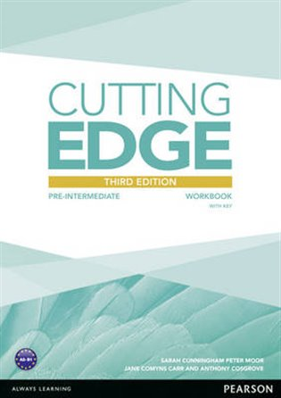 Cutting Edge 3rd Edition Pre-Intermediate  Workbook with Key for Pack