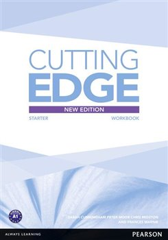 Obálka titulu Cutting Edge 3rd Edition Starter Workbook without Key