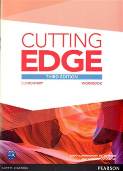 Obálka titulu Cutting Edge 3rd Edition Elementary Workbook without Key for Pack